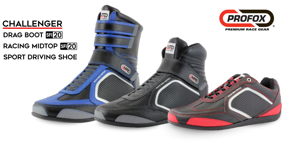 PROFOX Challenger Driving and Racing Shoes